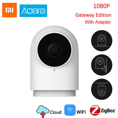 Image of Xiaomi Aqara G2 Camera Smart Hub with Gateway Function 1080P 140 Degrees View for xiaomi Mi Home APP Smart Kit