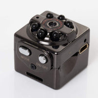 SQ8 Mini 1080P HD Camera With Motion Sensor And IR Night Vision