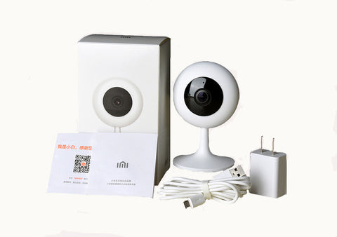 Image of Xiaomi Xiaobai Smart IP Webcam 360 Angle 1080P With Night Vision