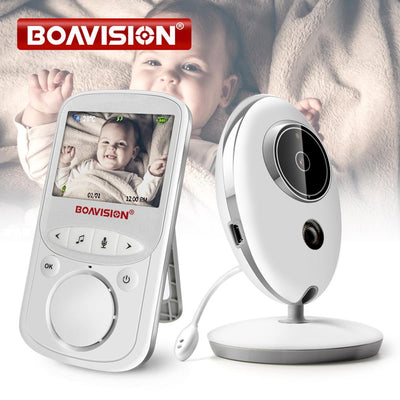 Audio Video Baby Monitor