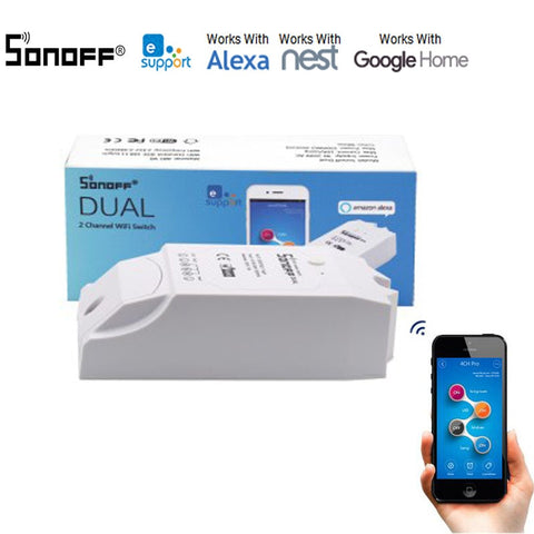 Sonoff Smart Remote Control Wifi Switch