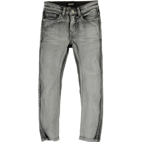 Alonso - Grey washed denim