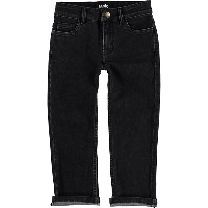 Andy - Stonewash Black