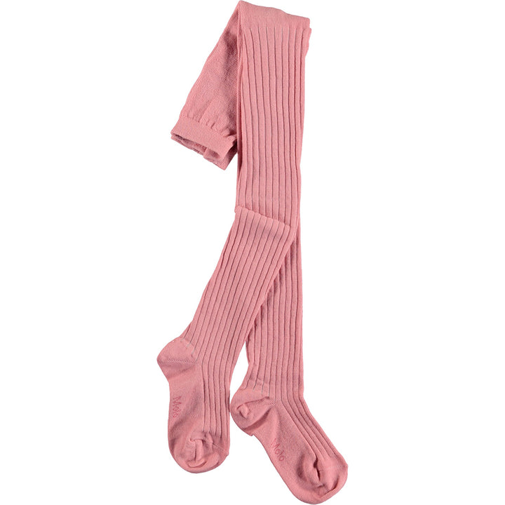 Rib Tights - Rosewater