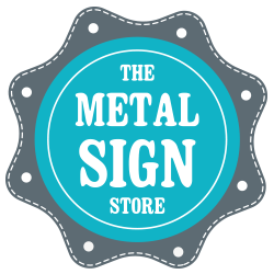 The Metal Sign Store