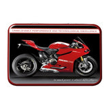 Motorbike Metal Tin - Ducati 1199 Panigale R - The Metal Sign Store