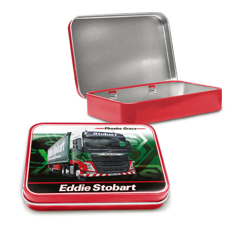 Eddie Stobart Metal Tin - Phoebe Grace Lorry - The Metal Sign Store