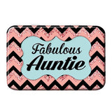 Fabulous Auntie Metal Tin - The Metal Sign Store