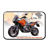 Motorbike Metal Tin - KTM Adventure 1190 - The Metal Sign Store