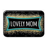 Lovely Mom Metal Tin - The Metal Sign Store