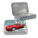 TVR Metal Tin - TVR Sagaris - The Metal Sign Store
