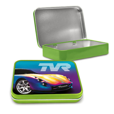 TVR Metal Tin - TVR Tuscan - The Metal Sign Store