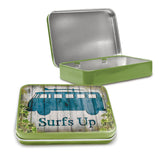 VW Metal Tin - Surf's Up Campervan - The Metal Sign Store