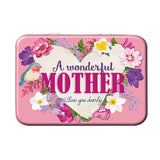 A Wonderful Mother Metal Tin - The Metal Sign Store