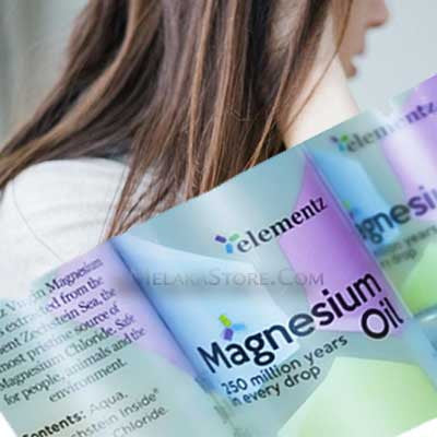 Magnesium oil for hair loss
