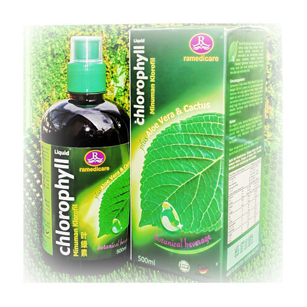 Liquid Chlorophyll benefits and uses