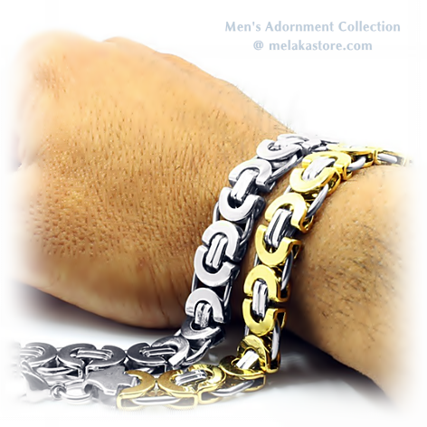 Men's Adornment, Jewelry, Fashion Trends, Watches