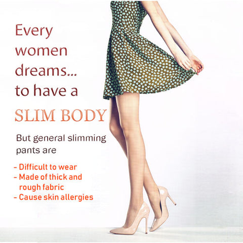 Every women dreams of a slim body