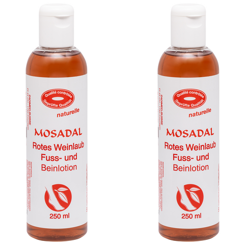 Mosadal Weinlaublotion Duo