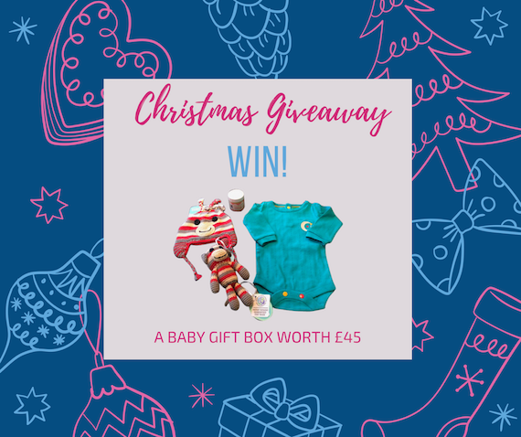 Win a Unisex Baby Gift Box: Final Giveaway of 2017