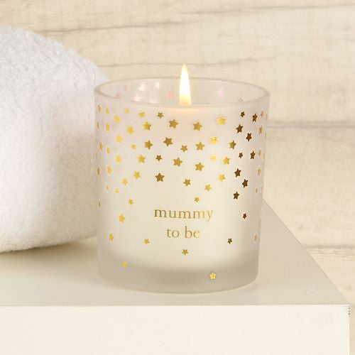 mum to be gift, new mum gift, mum to be pamper sets, mummy to be candle