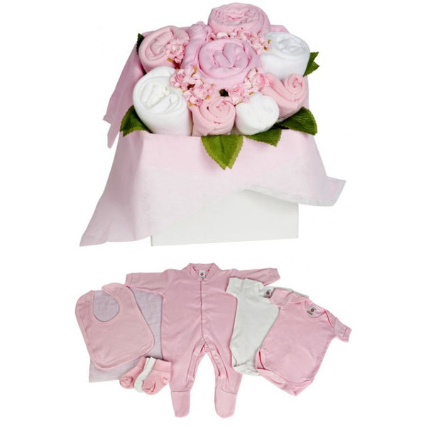 New Baby Girl Gift Box | Blossom Box | 3 - 6 months
