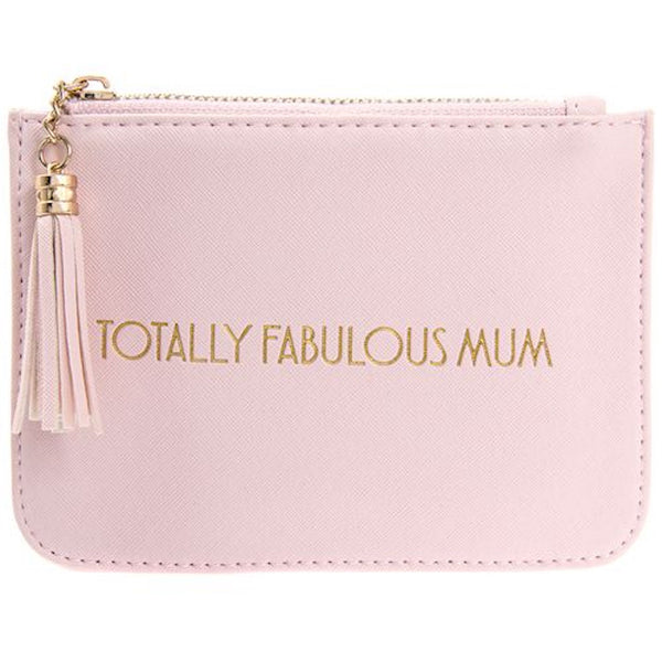 totally fabulous mum wallet or makeup bag