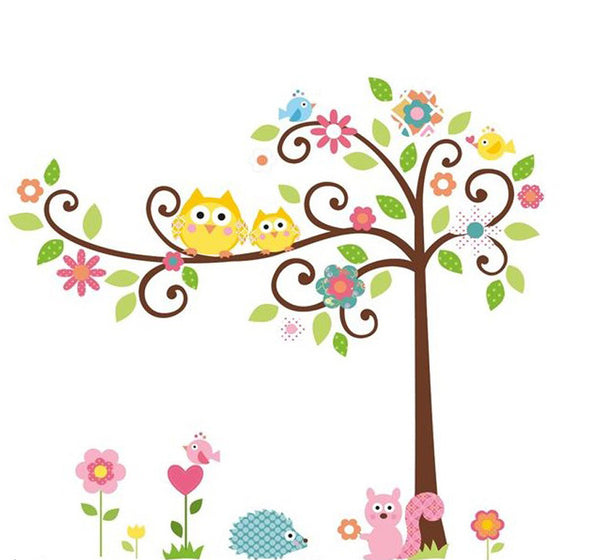 wall stickers, nursery room decor, pvc wall stickers, vinyl wall stickers, removable wall sticker