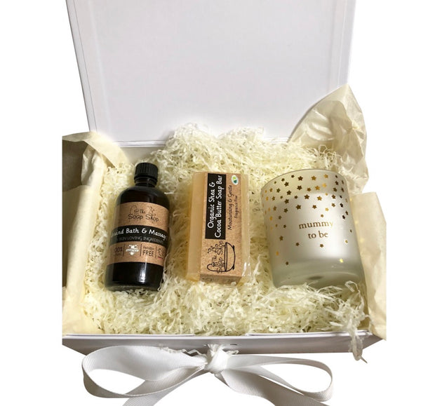 'Unwind Mummy' Mum to Be Pamper Set | Made of Natural and Organic Ingredients