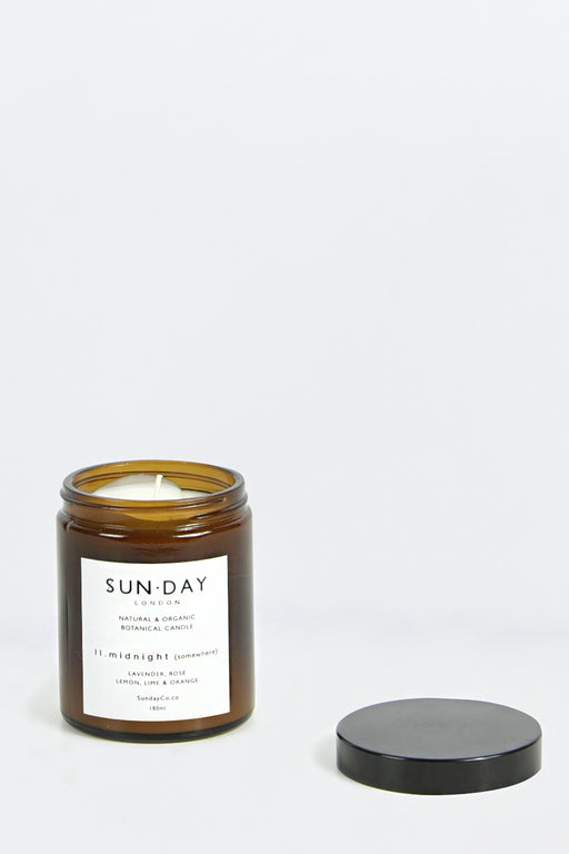 Midnight Somewhere 180ml Candle