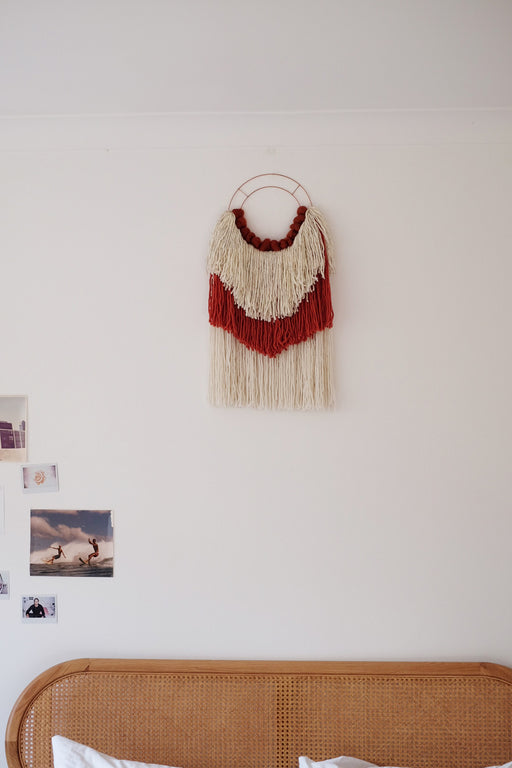 Earthy Wall Hanging