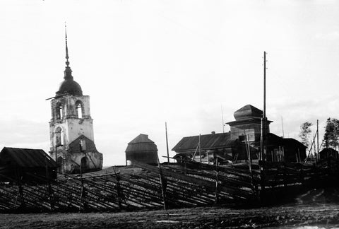 Kargopol is a Rassian historical town