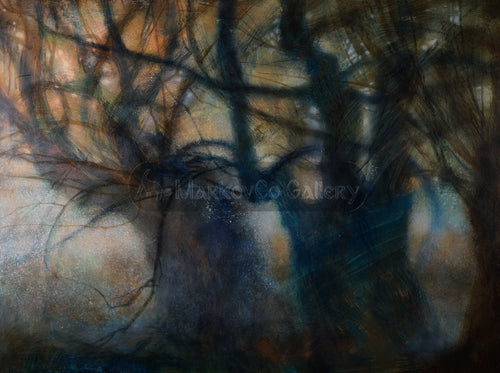 Trees That Make Me Feel By Elena Markova Original
