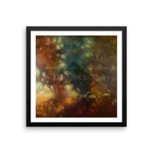 My Sun Behind Your Shadows By Elena Markova 16×16 Framed Poster