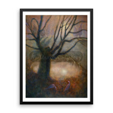 Once You Were Here By Elena Markova 18×24 Framed Poster