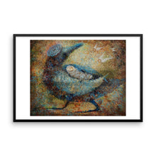 The Carrying Wing By Elena Markova 18×24 Framed Poster