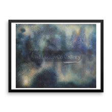 Gazing At The Flowing Waters By Elena Markova 18×24 Framed Poster