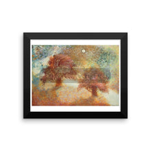 The Winding Path Of The Milky Way By Elena Markova 18×24 Framed Poster