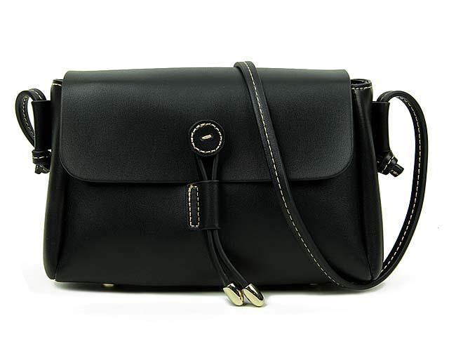A-SHU BLACK DESIGNER STYLE LIGHTWEIGHT CROSSBODY SHOULDER BAG - A-SHU.CO.UK