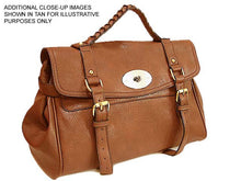 LIGHT BEIGE SATCHEL HANDBAG WITH LONG SHOULDER STRAP
