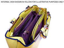 A-SHU ORDER BY REQUEST - DESIGNER STYLE LIGHTWEIGHT GREY MULTI-COMPARTMENT HOLDALL HANDBAG WITH LONG STRAP - A-SHU.CO.UK