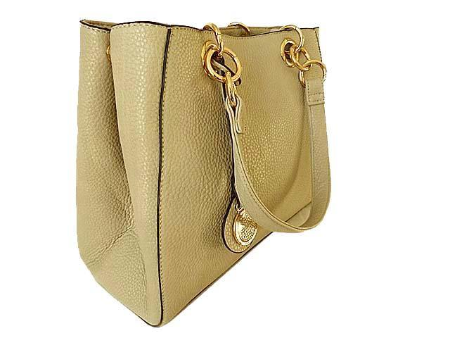 A-SHU BEIGE MULTI-COMPARTMENT CHAIN HANDBAG WITH STRAP - A-SHU.CO.UK