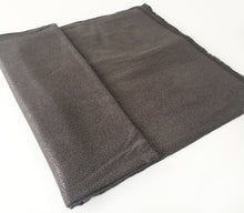 A-SHU LARGE GREY CASHMERE MIX SUPER SOFT PASHMINA SHAWL SCARF WITH METALLIC FOIL - A-SHU.CO.UK