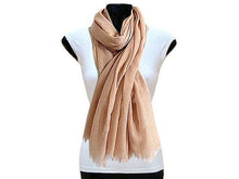 A-SHU LARGE BLUSH PINK GOLD SHIMMER LIGHTWEIGHT SCARF - A-SHU.CO.UK