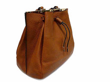 ORDER BY REQUEST - TAN DOUBLE SIDED HOLDALL HANDBAG WITH LONG SHOULDER STRAP