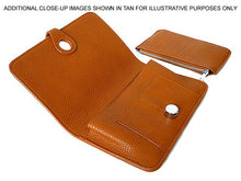ORDER BY REQUEST - TWO-PIECE DESIGNER STYLE BEIGE TRAVEL WALLET / LARGE PURSE