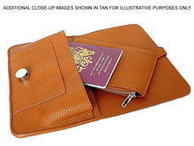 A-SHU TWO-PIECE DESIGNER STYLE ROSE GOLD TRAVEL WALLET / LARGE PURSE - A-SHU.CO.UK