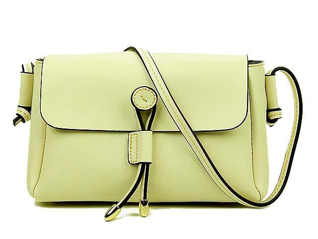 A-SHU CREAM DESIGNER STYLE LIGHTWEIGHT CROSSBODY SHOULDER BAG - A-SHU.CO.UK