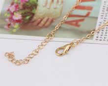 A-SHU GOLD DOUBLE LAYER PEARL BEAD INFINITY ANKLET / ANKLE BRACELET - A-SHU.CO.UK