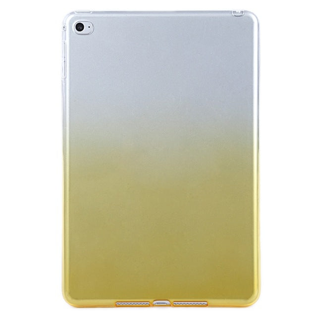 A-SHU GOLD GRADIENT COLOUR APPLE IPAD MINI 4 SMART TABLET PROTECTIVE CASE - A-SHU.CO.UK